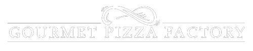 Gourmet Pizza Factory logo
